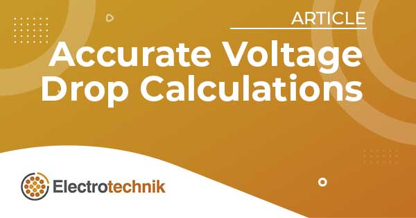 elek articles lv accurate voltage drop - Protection Coordination Requirements from Standards