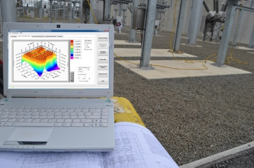 SafeGrid Earthing Software1 small - Earthing Design and Testing